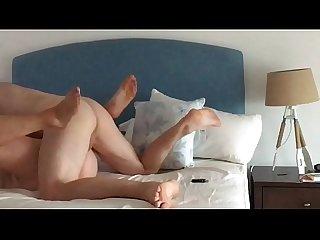 Curvy wife fuck