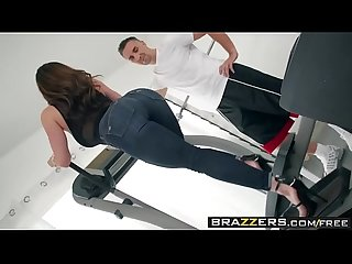 Brazzers brazzers exxtra personal trainers session 3 scene starring kendra lust and keiran lee