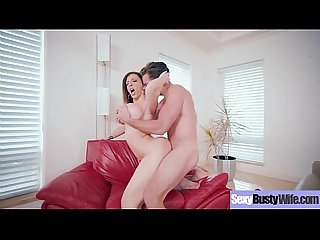 Intercorse on cam with horny sexy busty housewife sara jay video 23