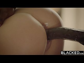 Blacked first interracial for cheating gf kylie page