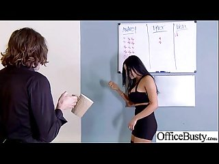 audrey bitoni office girl with big tits bang in hard style action Vid 07