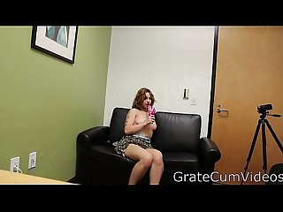 New Porn Princess Scarlet Rose Cums Over To Play With Our Toys,GrateCumVideos