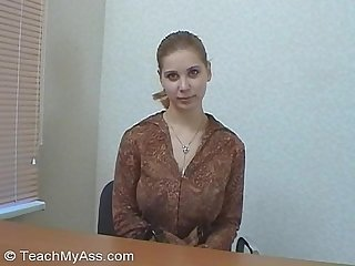 Luba Love - TeachMyAss