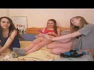 Three College girl masturbate on webcam - watch live at www.camsplaza.online