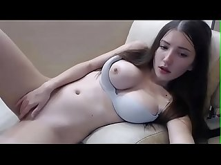 Aussie homemade masturbation video