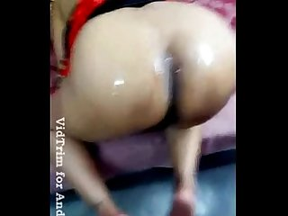 Young desi wife fuked doggy by boyfriend