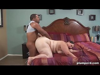 BBW Latina gets her fat pussy destroyed by BBC