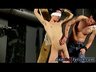 Gay athletes give blowjobs reece is the unwilling blindfolded victim