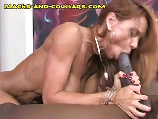 Black monster for cougar