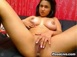 Busty indian cam girl