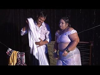 Sona Aunty ki wet boobs hot show