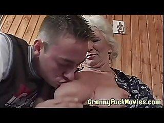 Firm horny granny beth