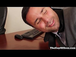 Office hunk conner habib fucks co worker