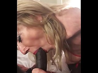 FUCKING A BLACK DUDE IN FRONT OF MY HUSBAND - Marina Beaulieu / Eddy