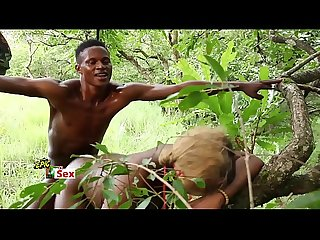 African Princess and her Village Lover - Slutty Village Wife (Trailer)