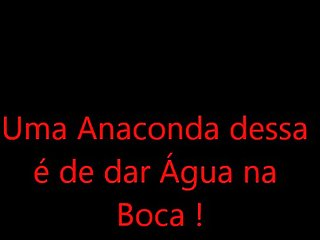 Homen anaconda