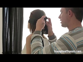 Young Anal Tryouts - Tatjana was trying her first anal