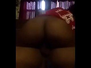 Phat ass riding dick
