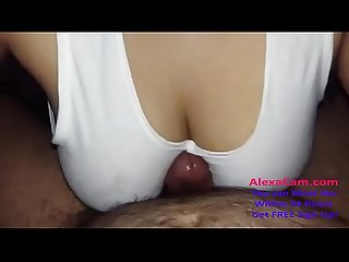 hubby boobjob with his desi wife milky boobs 720p