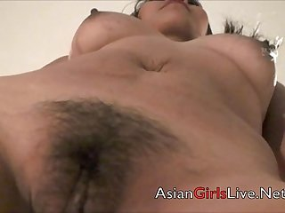 Filipina period webcam asian cam model in hotel stripping shows tits ass pussy