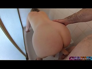 Fucking my stepdad in the shower erin electra