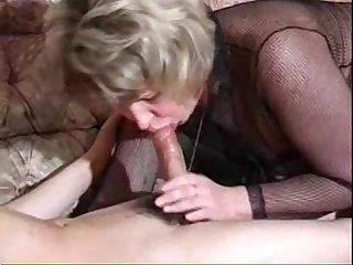 Granny S blowjob