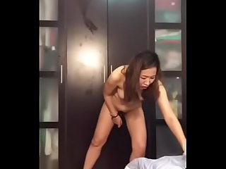 ri ye hung she is trained and orgasm at her own pleasure 3