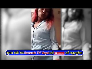 Nepali hot girl talking dirty