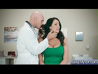 Cute Patient (Reagan Foxx) Seduced By Doctor Get Sex Treat vid-20