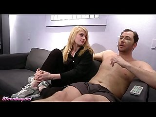 Allie gets fucked by her father