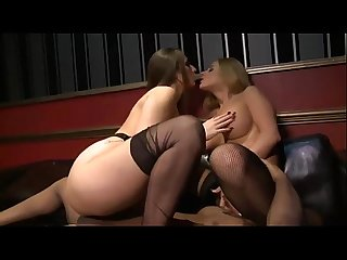 Paige Turnah & Cathy Heaven Threesome