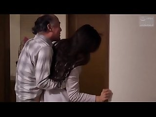 Japanese Housewife Forced Old Man -