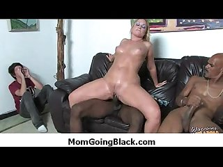 Interracial MILF Sex - Mommy go black 6