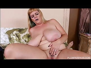 Sexy BBW MILF Tiffany Blake Fucks Hubby Best Friend