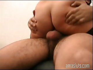 Real amateur couple has a good fuck