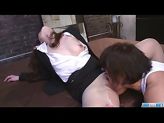 Dazzling scenes of harsh sex with office babe shiona suzumori more at 69avs com