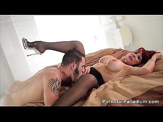 Sexy vanessa wolf husdon oral