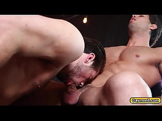 Deep Throat blowjob and hard Anal fuck
