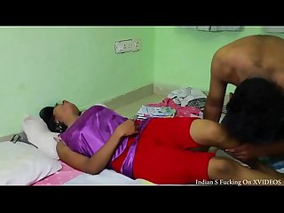 Desi Mallu Girl Sex With Boyfriend shooting time