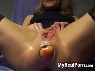 Mature apple ass play 8 p snc