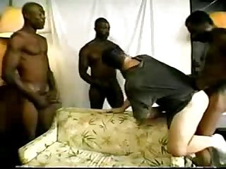 Interracial gangbang gaynet video 411568