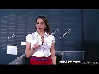 Brazzers big tits at work zzincs corporate orifice scene starring chanel preston and danny d