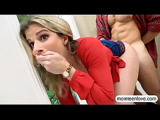 Cory Chase and Sydney Cole crazy 3some with nasty man