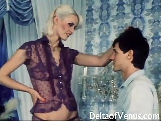 The Lovely Seka - 1970s Vintage Porn