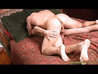 Amateur straights first time gay blowjob
