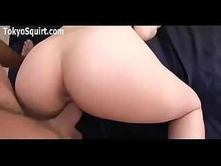 Intense squirter japan porno