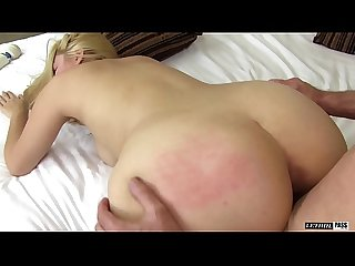 Big Tits & Round Ass Chubby Teen Alix Likes To Cum All Over Her Step-Brothers Hard Thrusting..