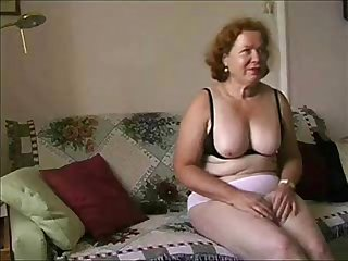 Enjoy my busty mature wife amateur older