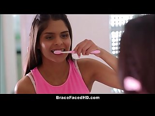 Tiny Teen With Braces Katya Rodriguez Fucked