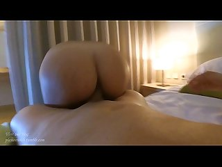 Amateur couple in reverse cowgirl sexy wife hot milf